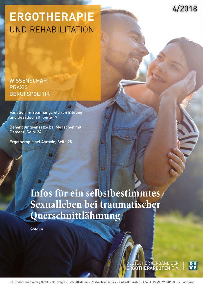 ERGOTHERAPIE UND REHABILITATION 2018 - Ausgabe 04 (Beitrag